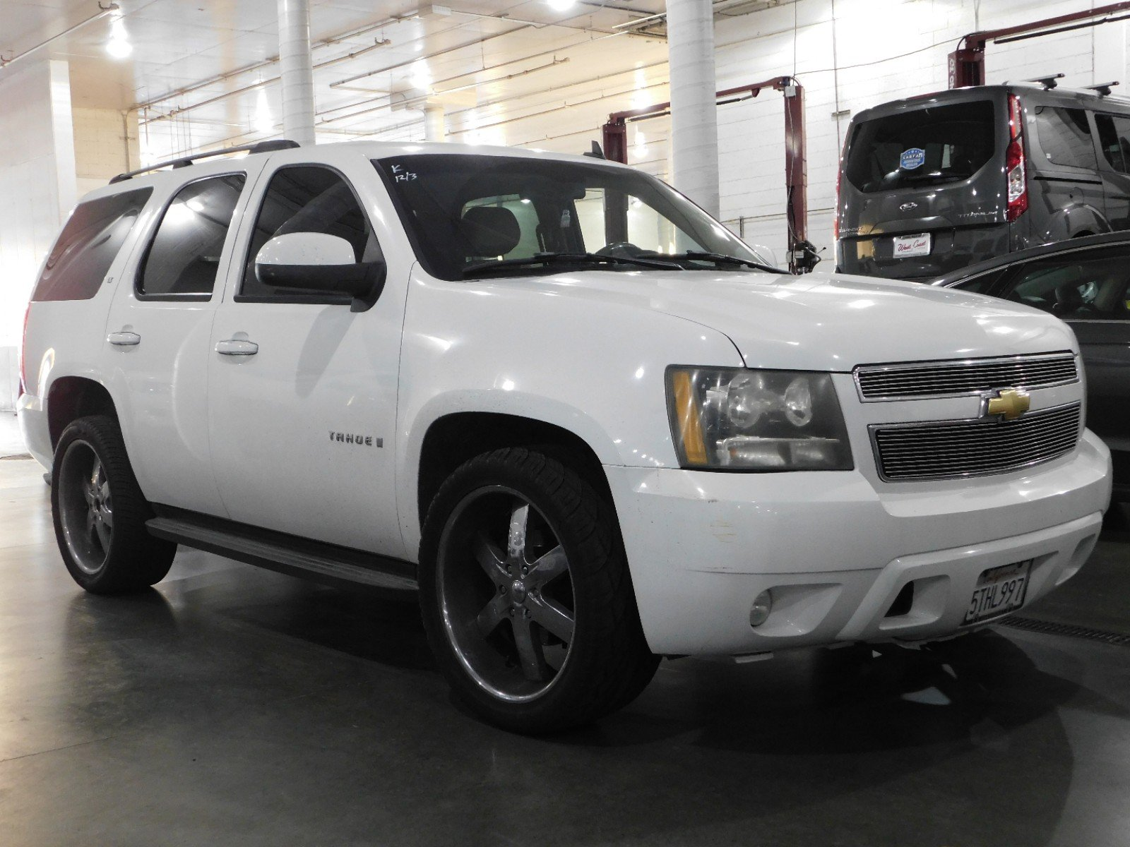 Pre Owned 2007 Chevrolet Tahoe LT Sport Utility in Mission Hills