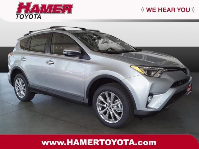 Delightful New 2018 Toyota RAV4 Limited