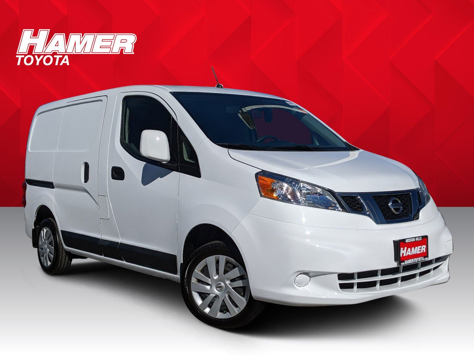Pre-Owned 2019 Nissan NV200 Compact Cargo SV