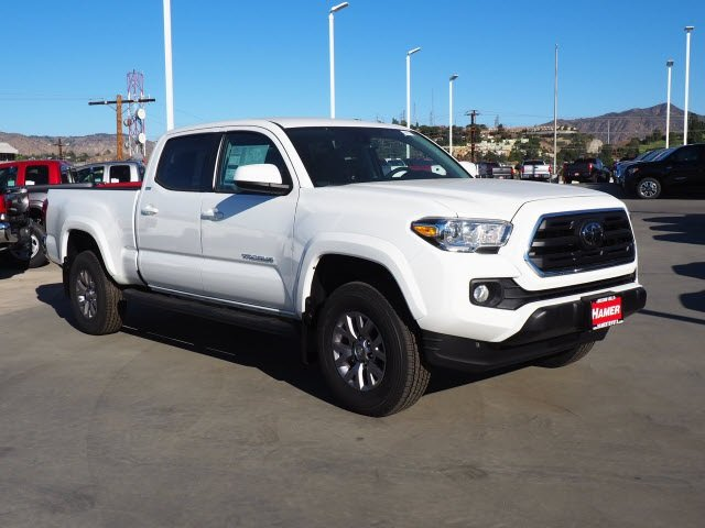 New 2019 Toyota Tacoma Sr5 Double Cab In Mission Hills 46222