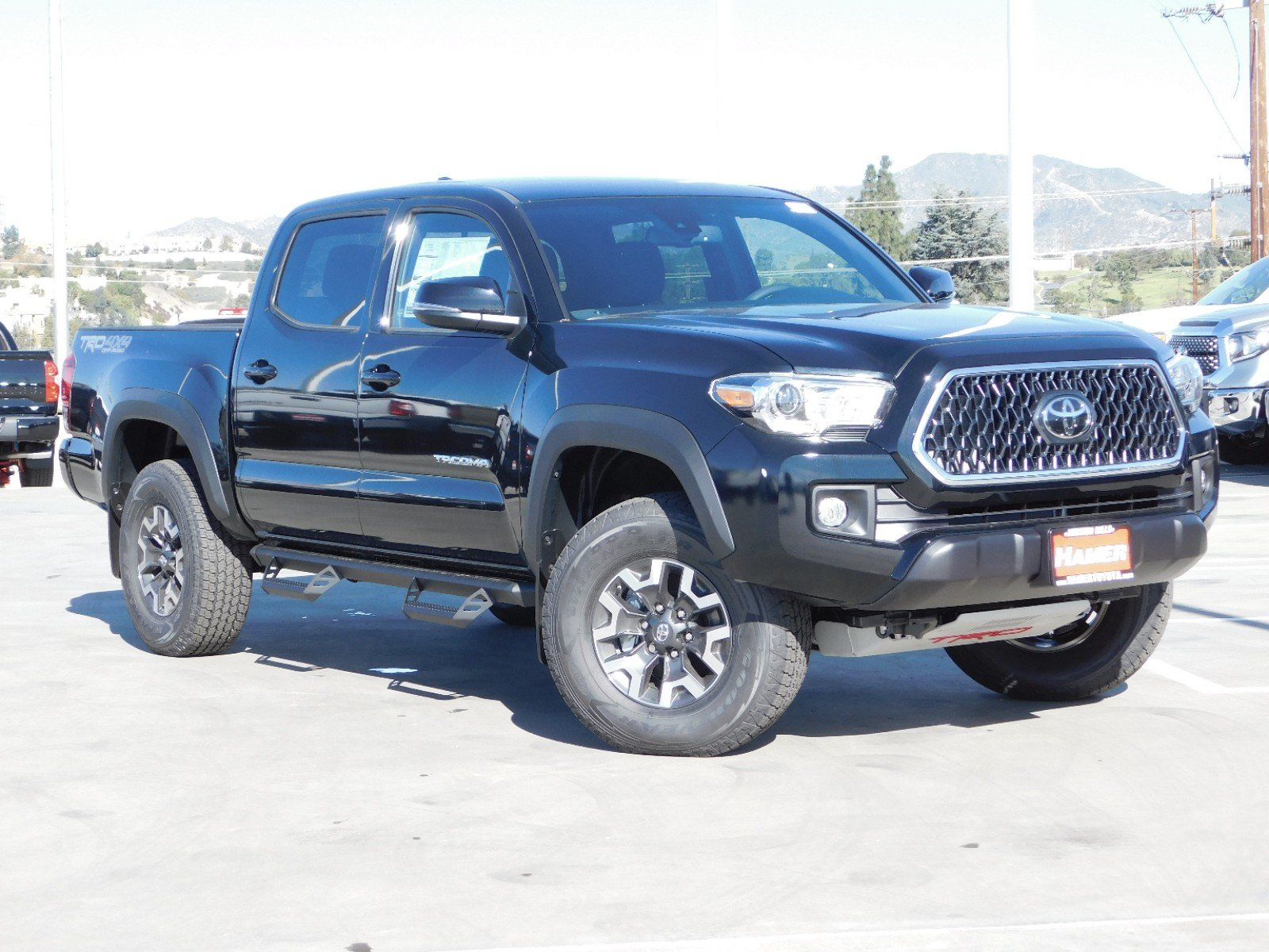 New 2019 Toyota Tacoma Trd Off Road Double Cab In Mission Hills