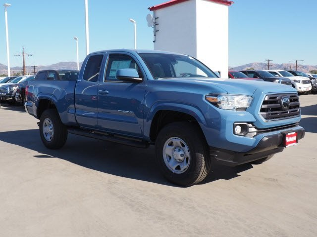 New 2019 Toyota Tacoma Sr5 Access Cab In Mission Hills 46639