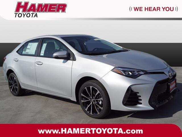 Marvelous New 2018 Toyota Corolla SE