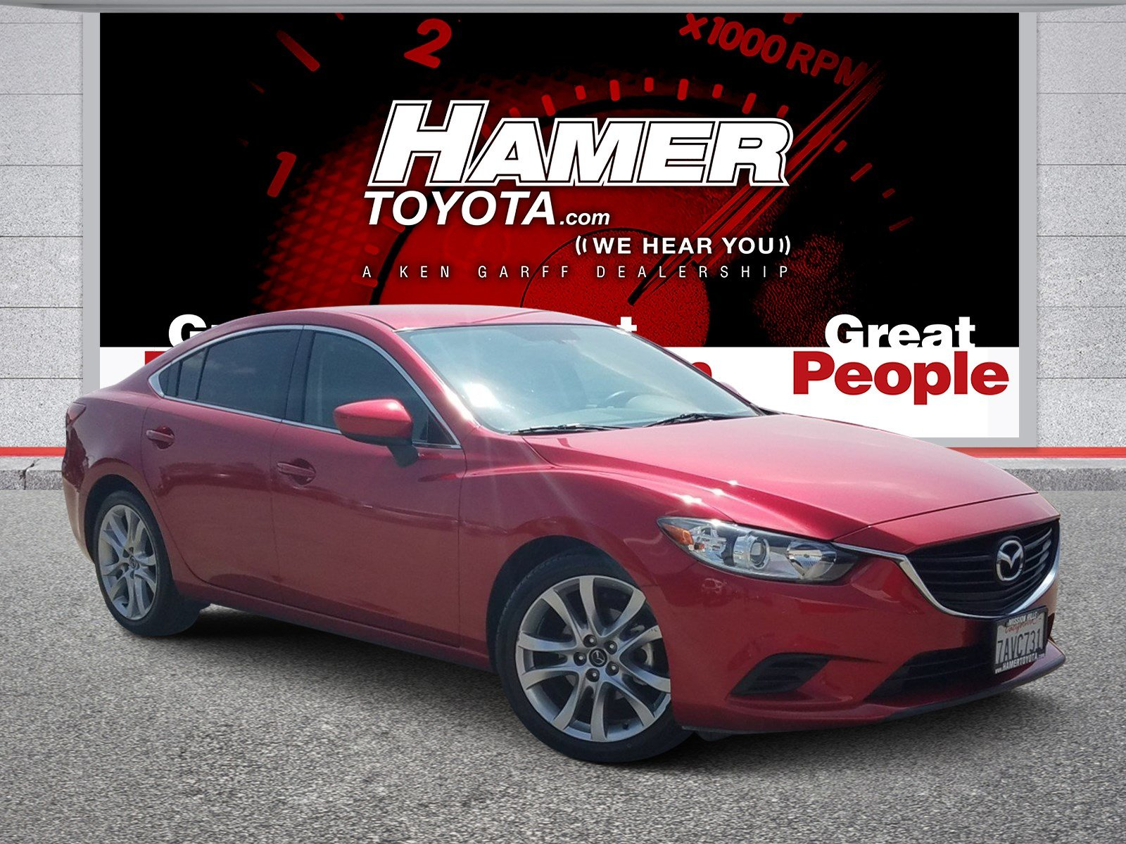 Pre-Owned 2014 Mazda6 i Touring
