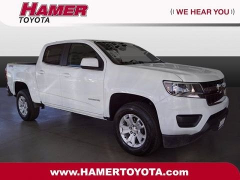 Pre-Owned 2018 Chevrolet Colorado LT 4WD