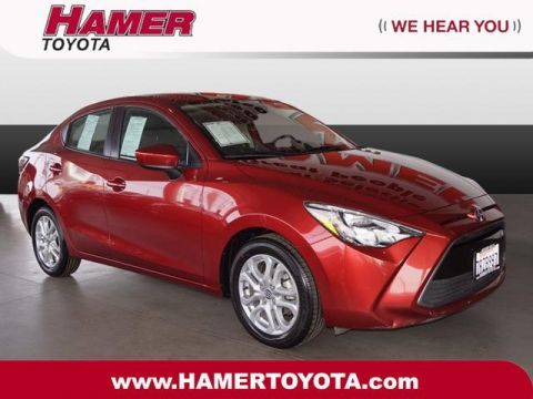 Certified Pre-Owned 2016 Scion iA Base FWD 4D Sedan