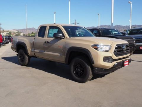 New Toyota Tacoma In Mission Hills Hamer Toyota