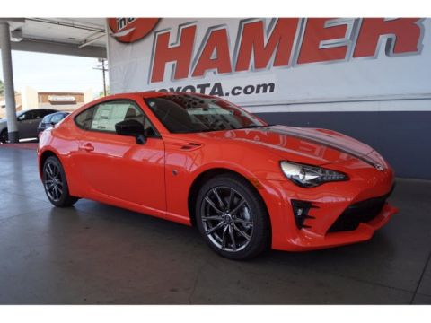 New 2017 Toyota 86 860 Special Edition RWD 2D Coupe