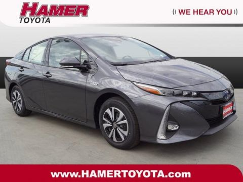New 2017 Toyota Prius Prime Advanced FWD 5D Hatchback