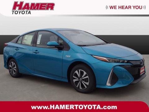 New 2017 Toyota Prius Prime Plus FWD 5D Hatchback