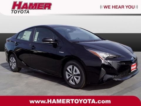New 2018 Toyota Prius Two FWD 5D Hatchback