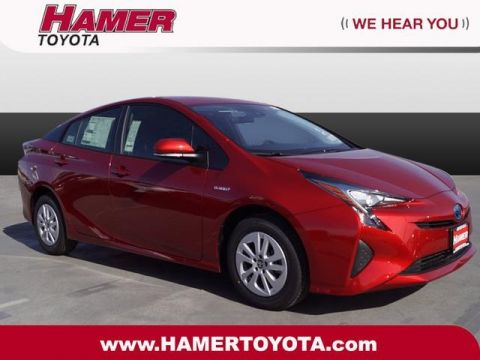 New 2018 Toyota Prius One FWD 5D Hatchback