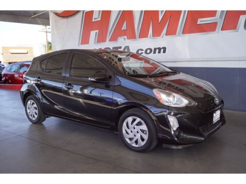 Certified Pre-Owned 2015 Toyota Prius c Two FWD 5D Hatchback
