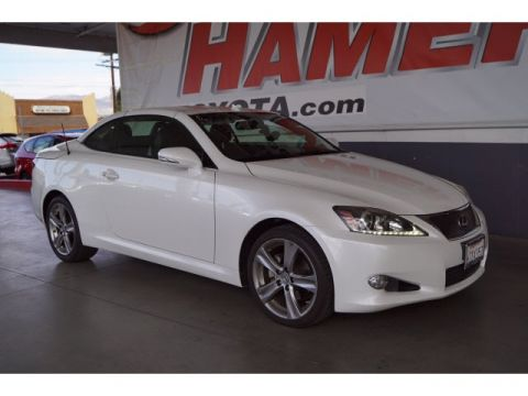 Pre-Owned 2013 Lexus IS 250 C RWD 2D Convertible