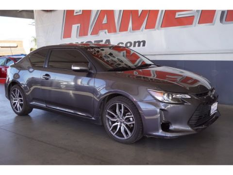 Certified Pre-Owned 2015 Scion tC Base FWD 2D Coupe